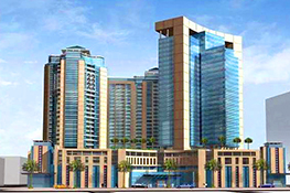 Murur Mixed Use Complex - Ajman